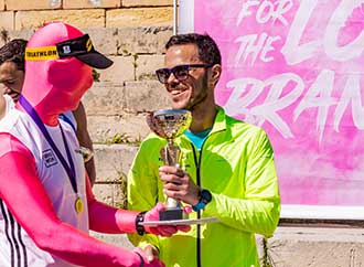 Ring road races winner