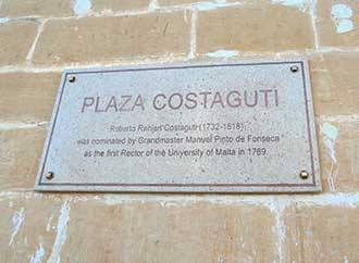Plaza Costaguti