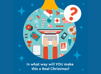 christmas social media competition