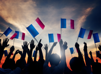 francophonie flag