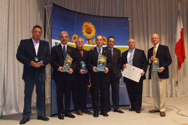Environment Award for Industry 2009