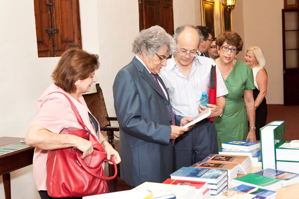 MUP launches 4 books