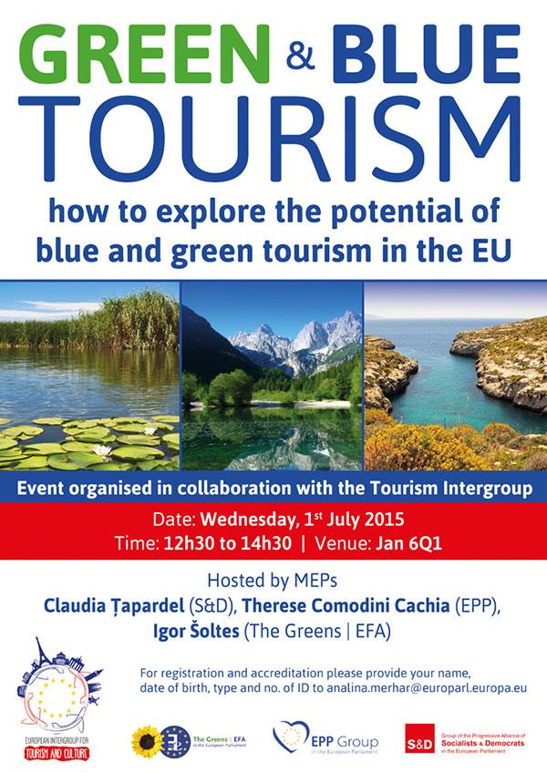 Blue & Green Tourism