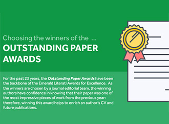 Outstanding paper awards
