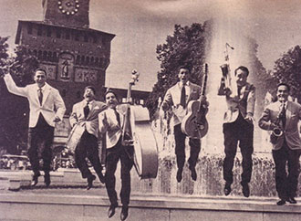 Renato Carosone band