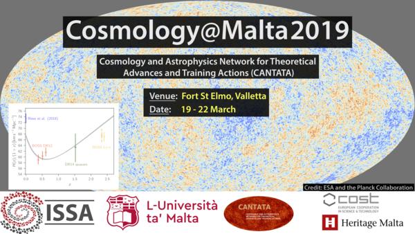 CosmologyMalta 2019