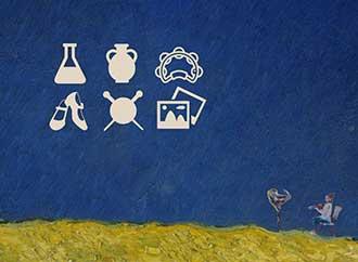 Holqa festival poster