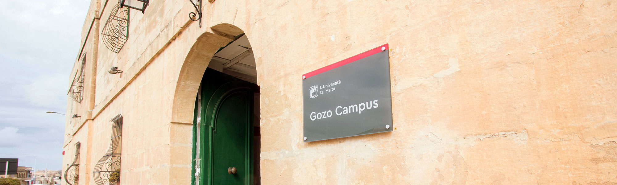 University of Malta Gozo Campus