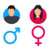 gender twin
