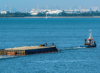 towing sea faring vehicles