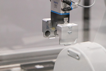 Equipment in Engineering lab