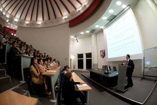 Public Lecture on District Nursing