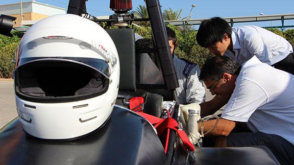 UoMR - Racing Team
