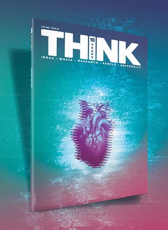 Think Magazine Cover Image