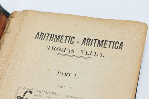 arithmeticthomasvella