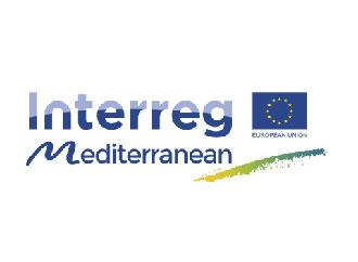 Interreg Mediterranean logo