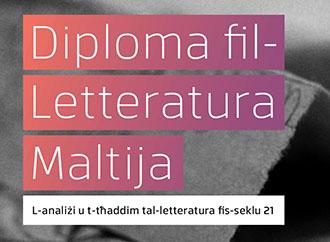 Diploma fil-Letteratura Maltija