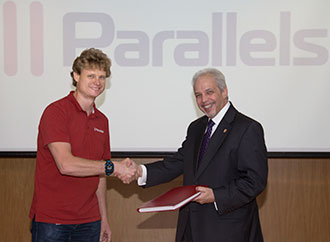 Parallels is becoming a key partner of the Faculty of ICT