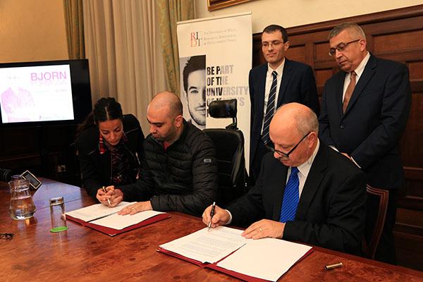 Il-Fondazzjoni ALS Malta tagħti fondi għal riċerka ta' dottorat permezz tal-RIDT