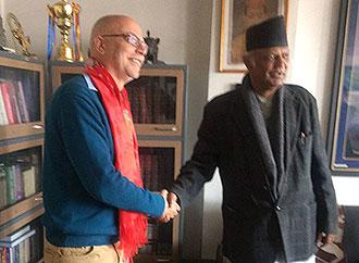 Nepal Philosophy Seminar