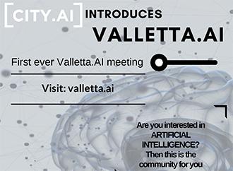 CITY.AI poster