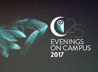 Evenings on campus 2017