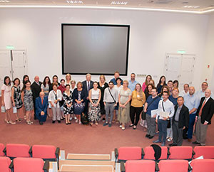 Group photo - Clinical Pharmacy Teaching workshop