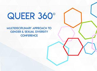 Queer 360 logo