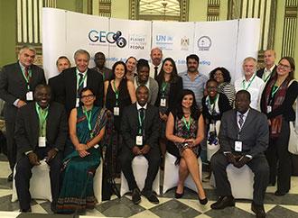 GEO 6 Cairo Meeting