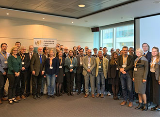 First meeting - National Competence Centres of ELG