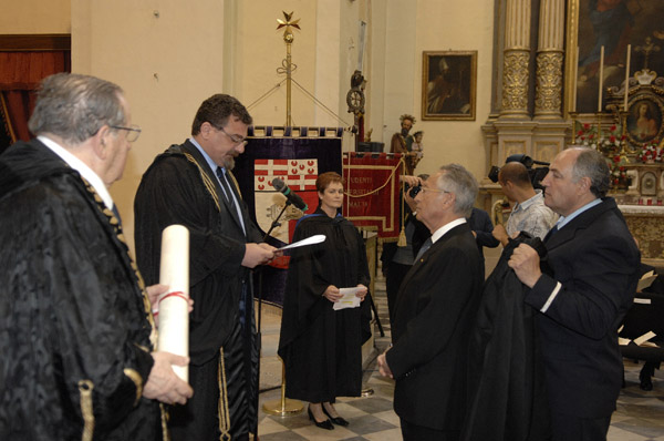 Honoris Causa - Mitropoulos