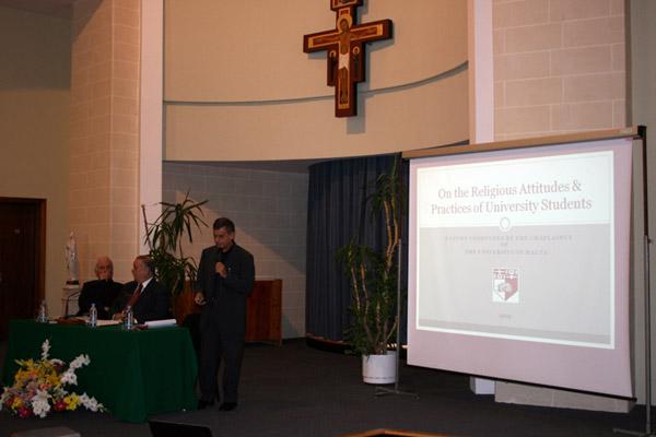 Chaplaincy Seminar 2009