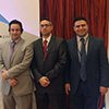 Professor Frank Bezzina, Dr Vincent Cassar and Mr Colin Borg
