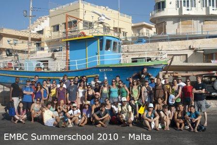 EMBC Summer School