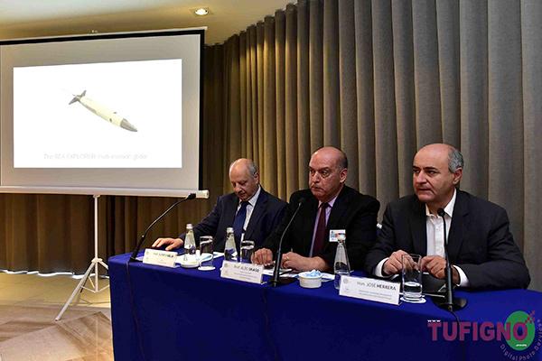 seminar ta' nofstanhar; l-użu ta' glider tal-baħar