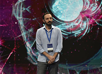 Prof. Yannakakis, Director of the Institute of Digital Games