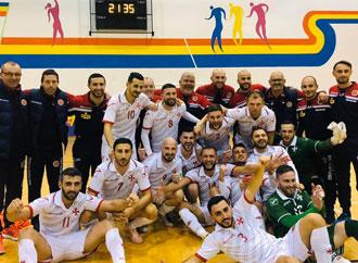 University of Malta Futsal team