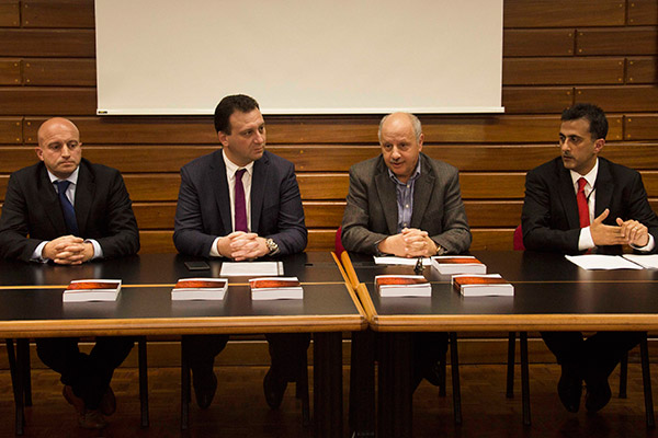 Cloudisle press conference