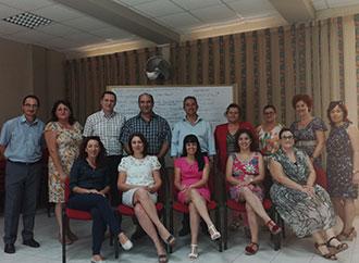 Group photo - MRER Summer Institute