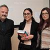 Aurobindo  award group photo
