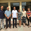 Faculty of Education staff was recently involved in Community of Professional Educators' (CoPE) sessions at the Giovanni Curmi Secondary School, Naxxar.