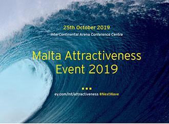 Poster - Malta Attractiveness Event