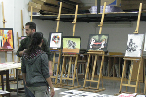 JC Open Day 2012