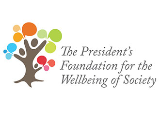 The President's Foundation for Social Wellbeing logo