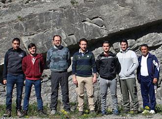 Geological field trip