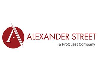 Alexander Street Proquest logo