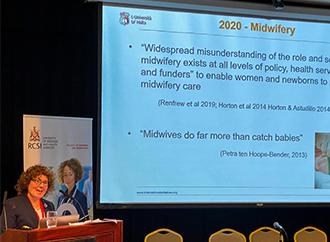 Dublin ICM Midwifery