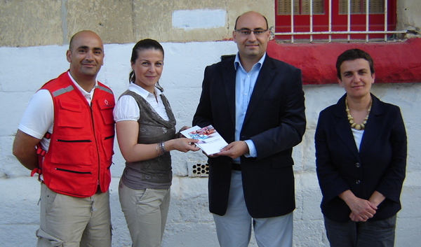 Proceeds from Anthology for Malta Red Cross Society