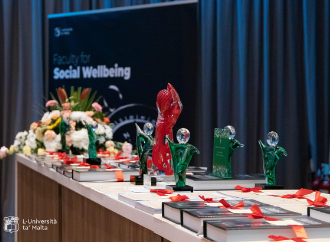 Faculty for Social Wellbeing Deans Awards 2020