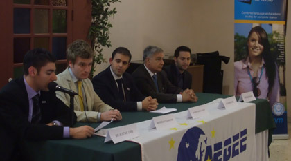 AEGEE-Valletta Network Meeting 2009